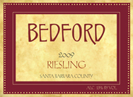 Bedford 2009 Riesling web 125 in
