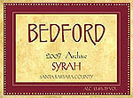 Bedford 07Syrah Archive_1in_web