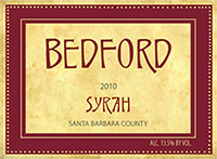 Bedford-2010Syrah-Label-200