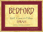 Bedford07Syrah Comet _1in web