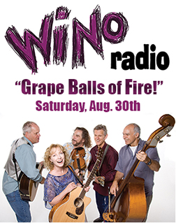 WINO Radio Grape Ba